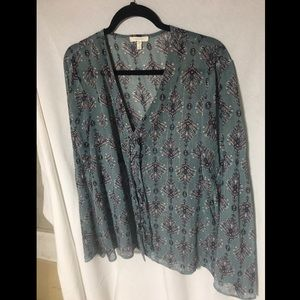 Maurices Top with front tie